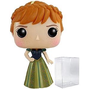 Disney: Frozen – Coronation Anna Funko Pop! Vinyl Figure (Includes Compatible Pop Box Protector Case)