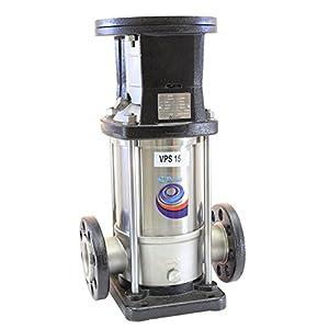 Pearl VPS15-4-N-SQBE Vertical Pumps 7.5HP END NEMA Single Phase Motor Water Pumps
