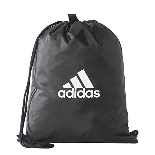 adidas Ace Gb 17.2 Bolsa, Unisex Adulto Negro (Negbas / Rojo / Blanco)