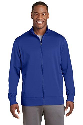ST241 XS Full Tek® Wick® Sport Jacket Sport Fleece Royal Zip True x0qUw1npT