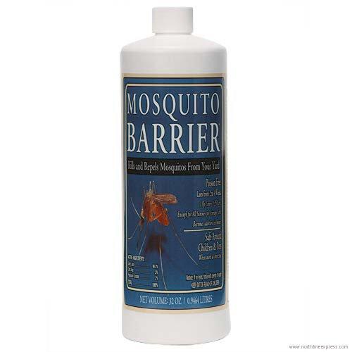 Mosquito Barrier 2001 Liquid