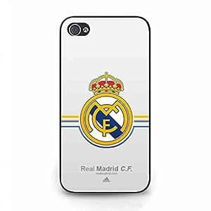 iPhone 4/iPhone 4S Real Madrid Club De FúTbol funda de,Custom Design For Boys