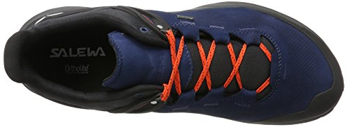 SALEWA Wander Hiker Gore-Tex, Scarpe da Escursionismo Uomo Multicolore (Dark Denim/Holland)
