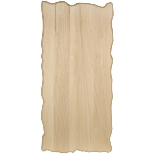 Walnut Hollow Basswood Rustic Rectangle
