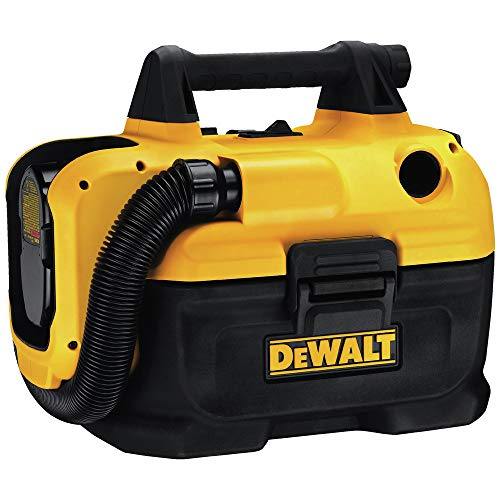 Dewalt DCV580HR 18|20V Max Cordless Wet-Dry Vacuum (Renewed)