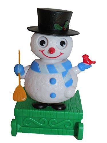 Dancing Snowman (Navillus Solar Christmas Holiday Collection 4