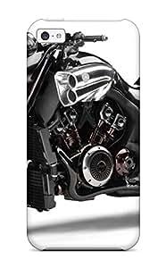 [dAP-1209BZANFSkE]premium Phone Case For Iphone 5c/ Yamaha Motorcycle Tpu Case Cover