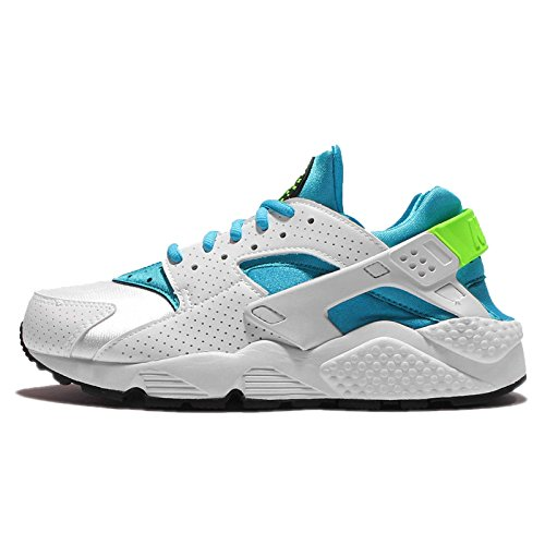 Green Air Gamma Blue Gymnastics Shoes Huarache White Run White Nike elctrc Women's ZqawZP