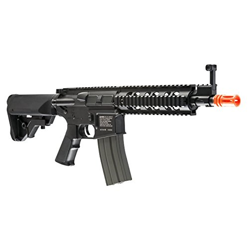 elite force m4 cqb competition line airsoft aeg (gen 2/blk)(Airsoft Gun) Review