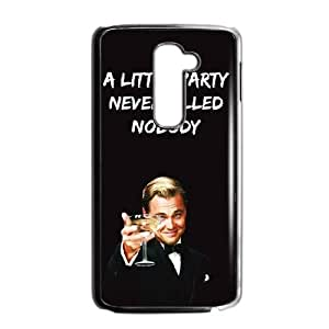 LG G2 phone cases Black Wolf Of Wall Street Phone cover DSW1892613