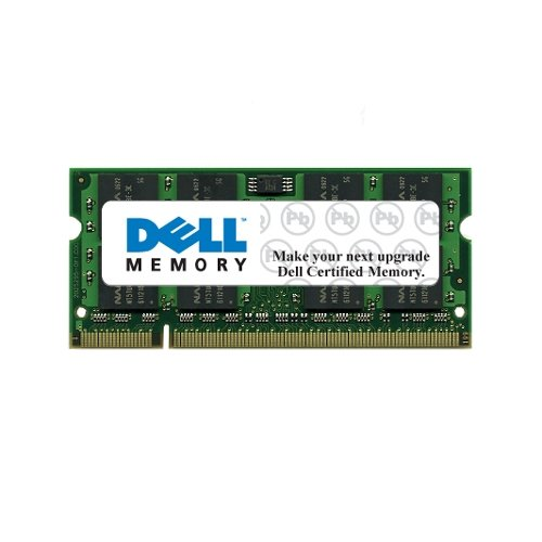 Dell Memory - 4 GB - SO DIMM 200-pin - DDR2 (BU5445) Category: RAM Modules