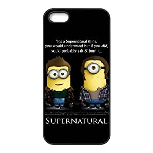 Lovely Minion Phone Case for iPhone 5S Case by Maris's Diary