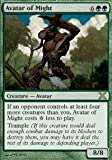 Magic: the Gathering - Avatar of Might (251/383) - Tenth Edition