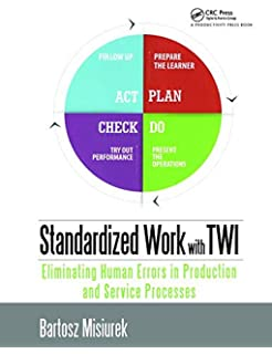 Standard Work is a Verb: A Playbook for LEAN Manufacturing