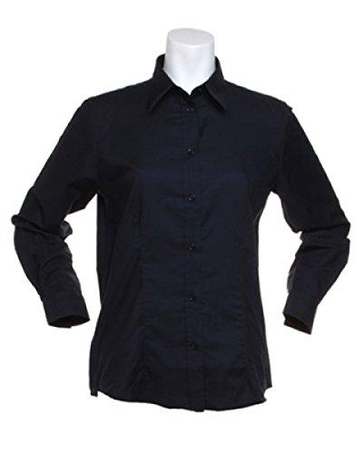 Kustom Kit - Camisas - para mujer azul marino