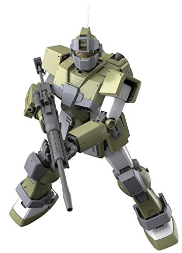 Model Kit Custom (Bandai MG 1/100 GM Sniper Custom Model Kit(Japan Import))