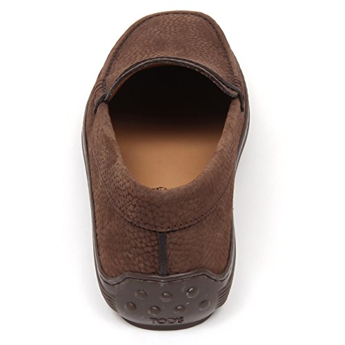 Loafer D0132 Marrone Mocassino Shoe Scarpa Marrone Tods Man Uomo OdS7Wq