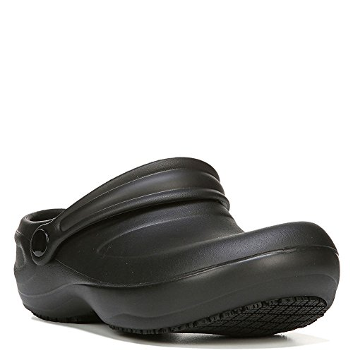 Dr  Scholls Womens Success Health Care And Fd Service Shoe  Black  8 M Us