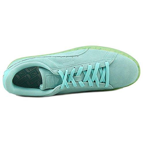 discount official PUMA Men's Suede Classic Easter FM Aruba Blue/Aruba Blue 12 D(M) US get authentic sale online buy cheap under $60 new styles qADgI