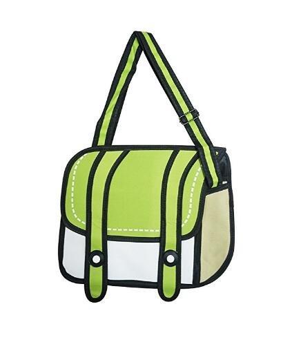 Green Bag 2D - 1