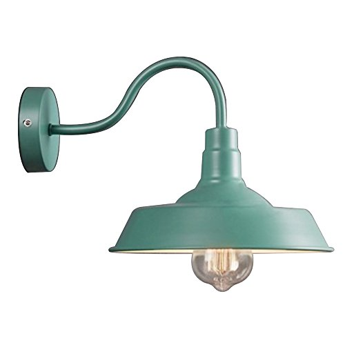 Gooseneck Porch Light - 6