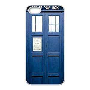 Custom New Cover Case for Iphone 5,5S, Doctor Who Phone Case - HL-540474