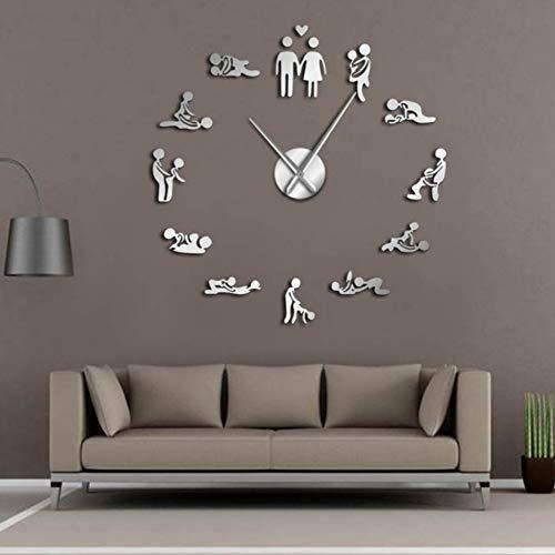 wall clock sex position - 5