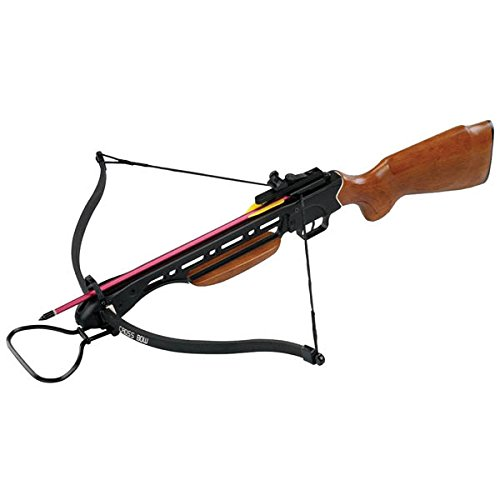 Crossbow, Steel Construction w/Rifle Grip, 150lb - M - -