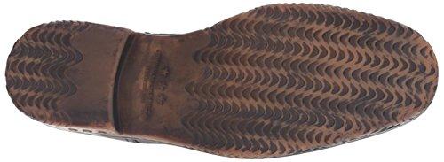 John Varvatos Men's Harden Combat Boot, Mineral Black, 10.5 M US