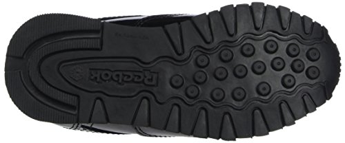 Reebok Classic Leather Patent, Zapatillas Unisex Bebé Negro (Black 000)