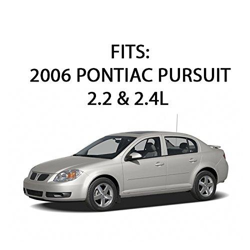 2006 Pontiac Pursuit 2005-2007 Saturn Ion 2006-2007 Chevrolet HHR 2.2L 2007 Pontiac G5 Catalytic Converter compatible with 2005-2007 Chevrolet Cobalt