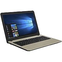 "Asus VivoBook Notebook, Display 15.6 "" HD LED, Intel Dual Core 64 bit fino a 2.4Ghz 4GB RAM, Hdd 500GB, Windows 10 PRO [layout italiano] 3 porte usb Hdmi Dvd cd r wifi bt pronto all'uso"