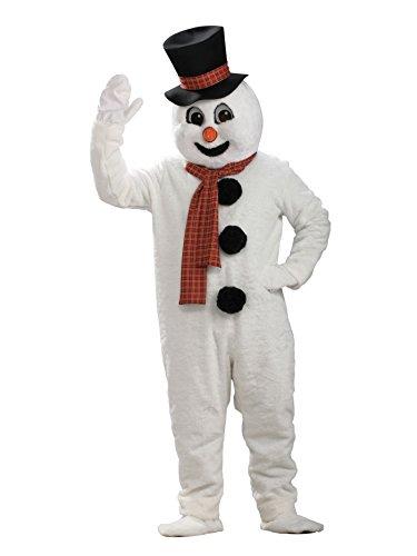 Rubie's Snowman Mascot Costume, White, One Size]()