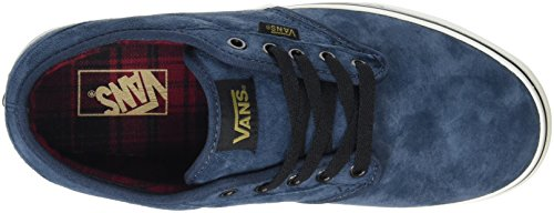 Sneaker Flannel Vans Mte Blau Herren Navy Atwood Marshmallow rX4qw4E