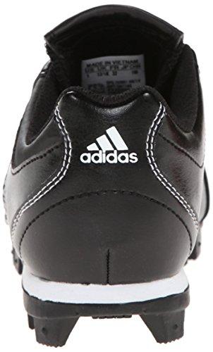 Adidas Kids Boys Changeup Md 2 Baseball (bambino / Bambino / Bambino Grande) Nero / Università Rosso / Bianco