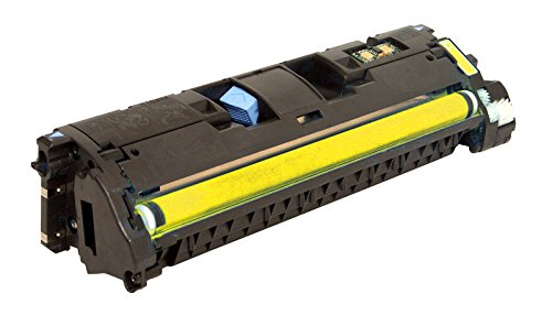 Hp C9702a Laser Toner - Compatible Yellow HP Toner Cartridge C9702A (4,000 Page Yield) for HP Color LaserJet 2500n, HP Color LaserJet 2500tn, HP Color LaserJet 2550, HP Color LaserJet 2550L