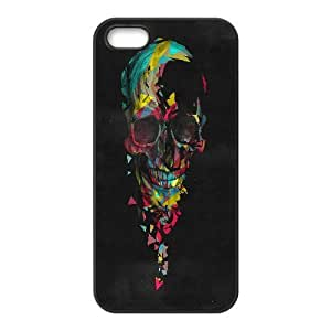 Broken On Behance Colorful Skull Case For Sam Sung Galaxy S4 I9500 Cover Cases, Cheap Luxury Case For Sam Sung Galaxy S4 I9500 Cover Stevebrown5v {Black}