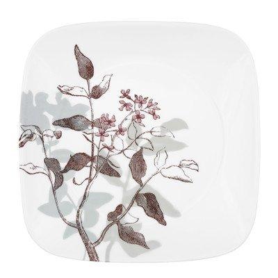 """Corelle Square Twilight Grove 8.75"""" Plate"""