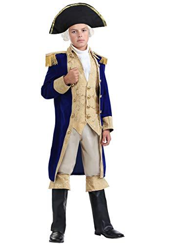 George Washington Boys Costume X-Large -