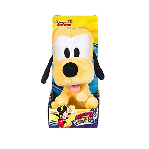 Posh Paws Disney Pluto  Soft Toy Mickey Mouse Clubhouse 10