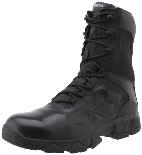 Bates Men's Delta Nitro-8 Zip Work Boot