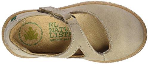 El Naturalista Kids E907, Merceditas Para Niñas Gris (Piedra)