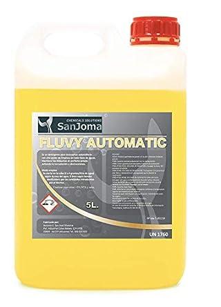 FLUVY AUTOMATIC Detergente de lavavajillas para uso profesional ...
