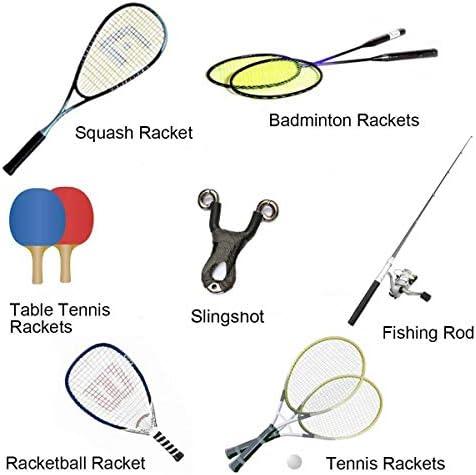 Anti-slip Absorb Sweat Overgrip Grip Tape For Badminton Tennis Squash Racket