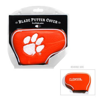 Team Golf NCAA Clemson Tigers Blade Putter Cover