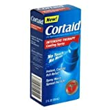 Cortaid Intensive Therapy Cooling Spray, 2-Ounce Spray Pumps (Pack of 3)