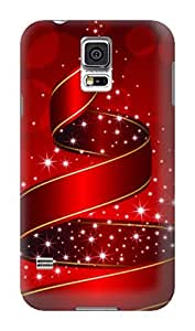 2014 New Waterproof Shockproof Dirtproof Snowproof fashionable TPU Merry Christmas New Protection Case for Samsung Galaxy s5
