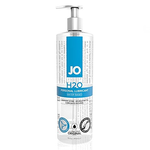 Expert choice for personal lubricants jo h2o