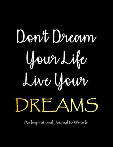 I Have A Dream Motivation Don/'t Quit Be Strong Dream Live Life Quote Poster