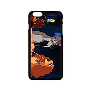 Personalized High Quatity TPU Phone Case For Iphone 6,With Lady and the Tramp Design